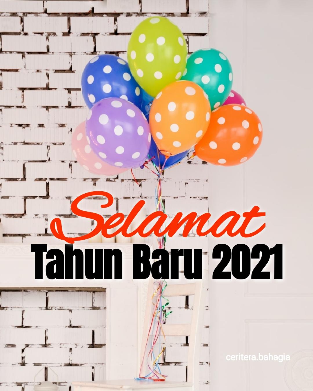 Azam Tahun Baru 2021