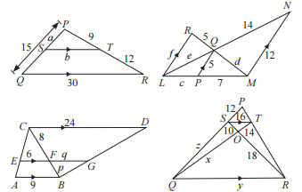 UK no 19 matematika kelas 9