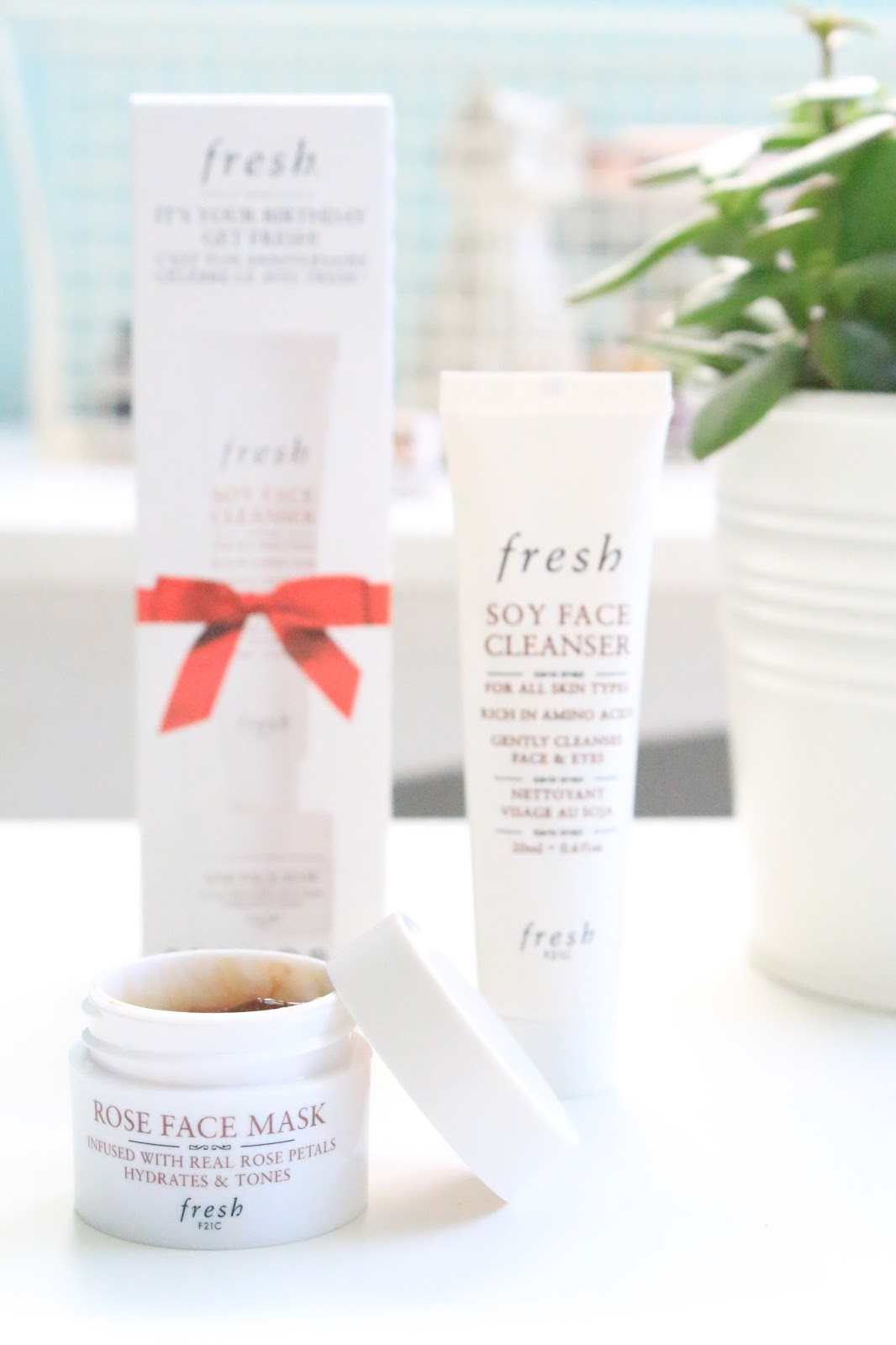 Fresh Soy Cleanser Review