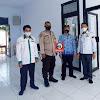 Bhabinkamtibmas Desa Lengkese Melaksanakan Pengamanan Ujian Tingkat Madrasah Aliyah  (MA)