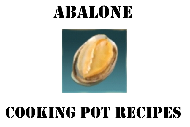 Abalone Cooking Pot Recipes Utopia: Origin