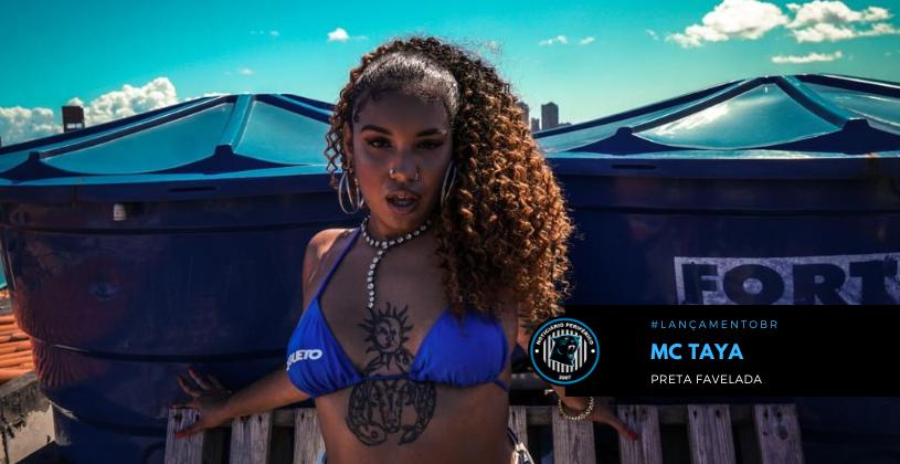 """Ressignificando termo machista, Mc Taya lança o clipe """"Piranha Favelada"""""""