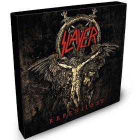 Slayer's Repentless vinyl box set