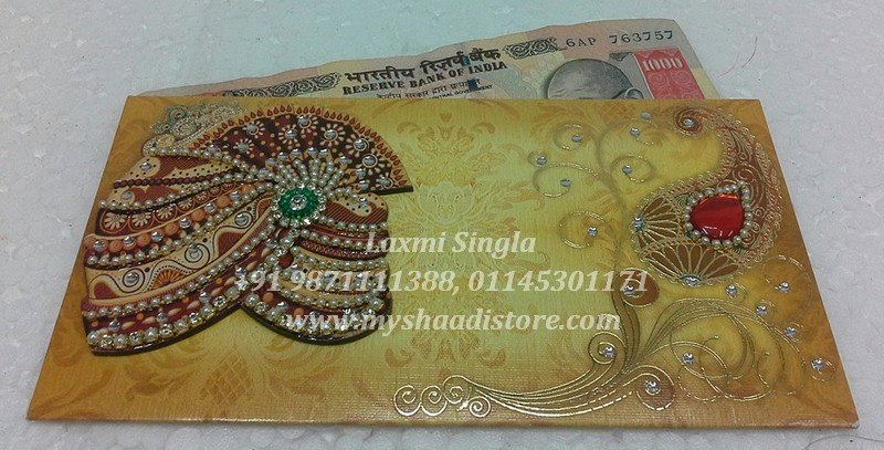 handmade decorative fancy envelopes are also being referred as money envelopes or shagun envelopes money put in these hand crafted shagun envelopes add - Decorative Envelopes