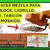 PROPORCIONES PARA HACER MEZCLA PARA PEGAR BLOCK O LADRILLO
