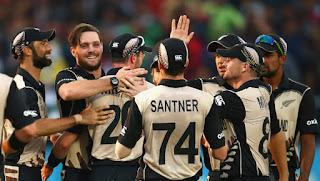 Australia vs New Zealand 17th Match ICC World T20 2016 Highlights