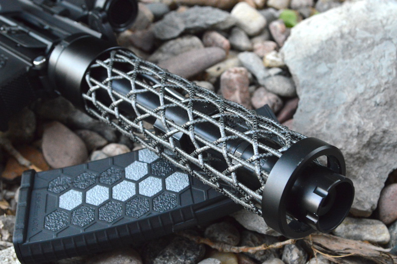 Brigand Arms Carbon Fiber Handguard
