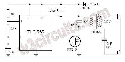 Mos Fet Inverter Circuit Diagram Generator AVR Circuit
