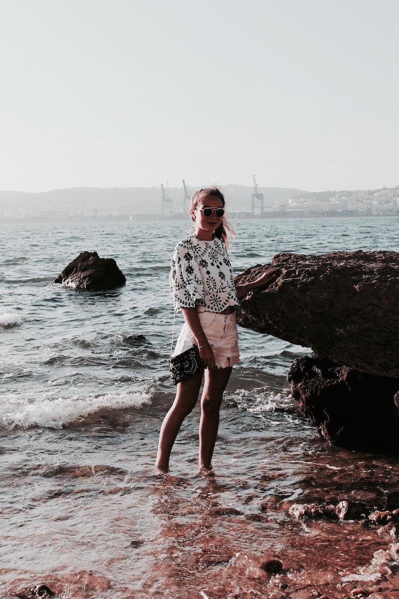girl sea fashion tumblr