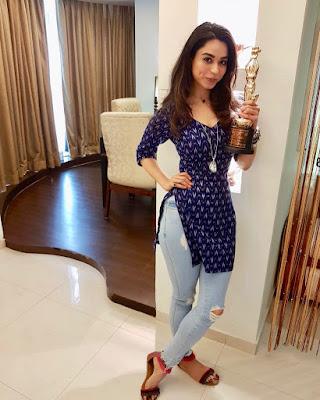 Soundarya Sharma (Indian Actress) Biography, Wiki, Age, Height, Family, Career, Awards, and Many More