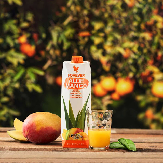 Aloe Mango 2021 New product of Forever Living Products