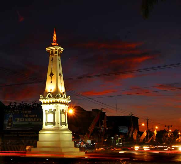 5 Tugu Paling Terkenal Di Indonesia