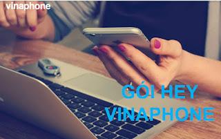 Gói cước HEY VinaPhone