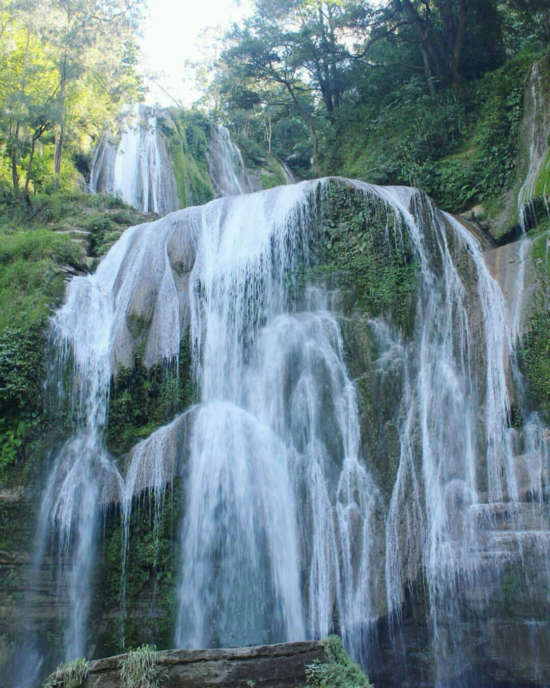 hirumanu waterfall