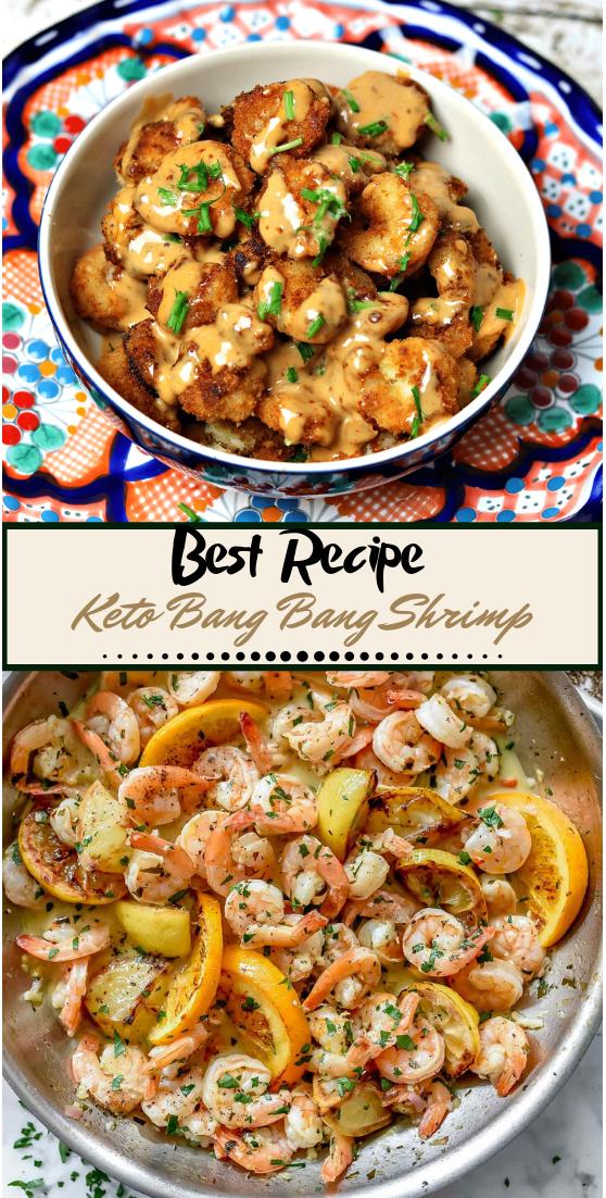 Keto Bang Bang Shrimp #healthyfood #dietketo #breakfast #food