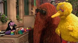Big Bird, Snuffy, The Count, Sesame Street Episode 4413 Big Bird's Nest Sale season 44