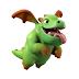 Biaya dan Lamanya Waktu Upgrage Baby Dragon Level 1-5