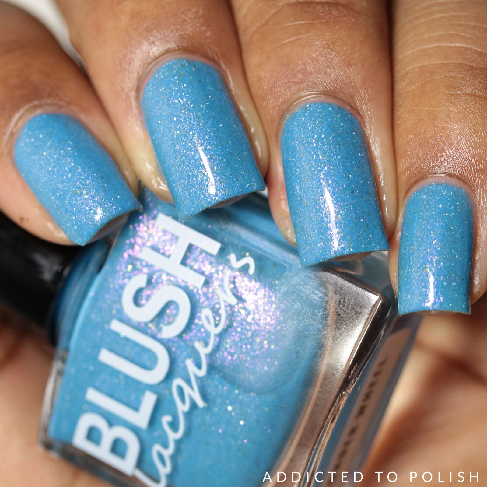 Blush Lacquers Wonder Wheel