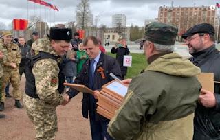 Сергей Вострецов Красносельский район Петербург
