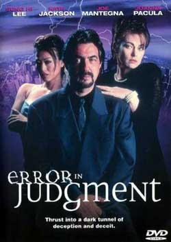 Error in Judgment (1999)