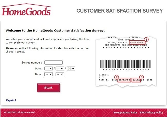 homegoods Sweepstakes