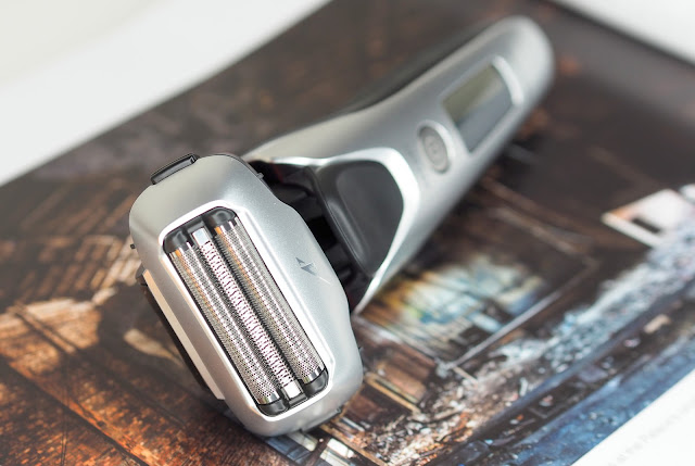 Panasonic-WetDry-Rechargeable-Shaver-Review