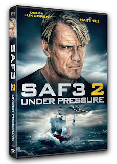 DVD Review: SAF3 2: Under Pressure