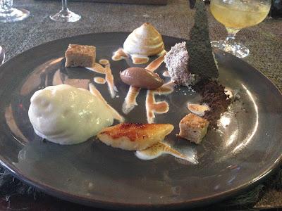 Test Kitchen, Woodstock, Cape Town, dessert