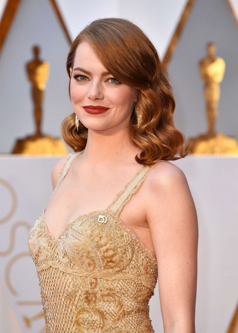Emma Stone – 2017 Academy Awards in Hollywood