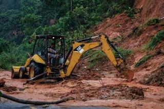 Chuvas fortes provocam quatro mortes em Maceió