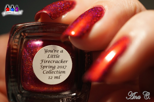 Colors by Llarowe, You´re a Llittle Firecracker