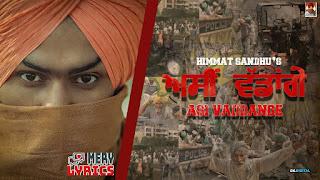 Asi Vaddange Lyrics By Himmat Sandhu