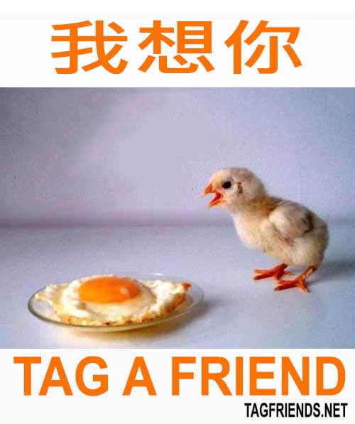 How To Say I Miss You In CHINESE