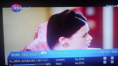 Zee Alwan Channel started from Intelsat 17 at 66.0°E