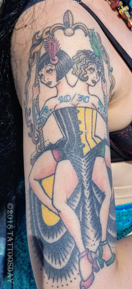 aug%2Bmermaid%2Bsiamese Lori's Siamese Twins With a Somber Memorial tattoo