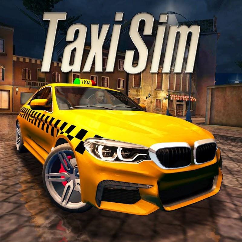 Taxi Sim 2020 v1.2.5 Apk Mod [Dinheiro Infinito]