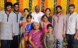 Singer M M Srilekha Family Husband Parents children's Marriage Photos
