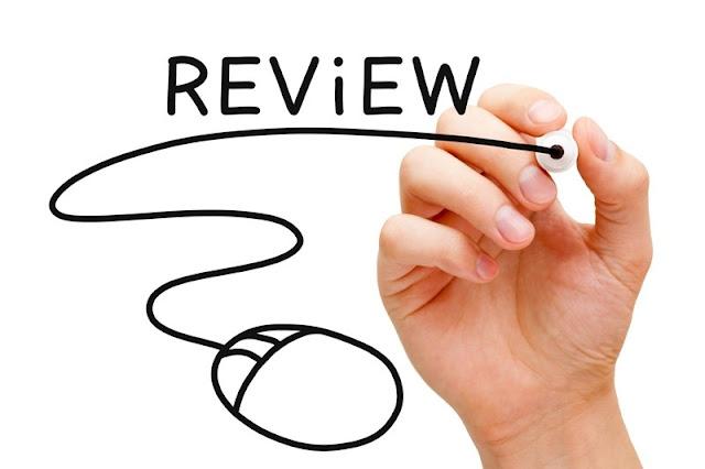 Jasa review produk dan jasa secara online