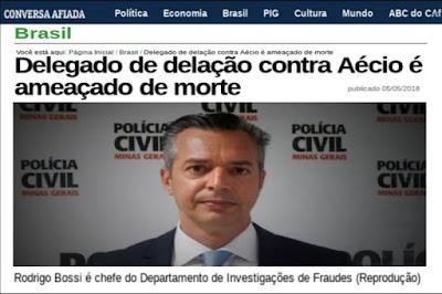 Delegado Rodrigo Bossi de Pinho