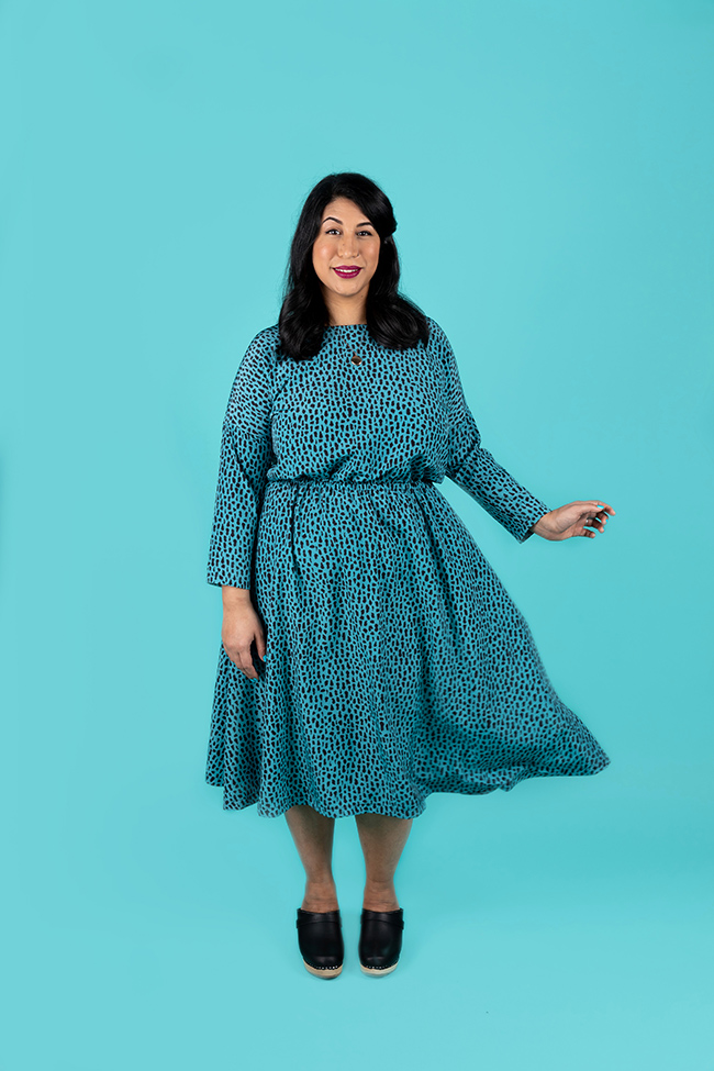 Lotta sewing pattern - Tilly and the Buttons