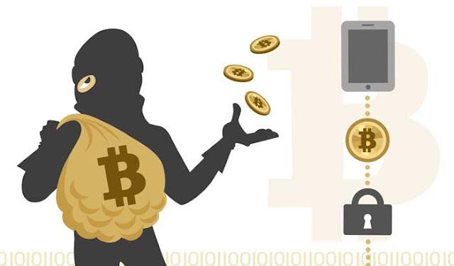 Bitcoin Akan Menjadi yang Paling Diburu Cyber Crime di 2018