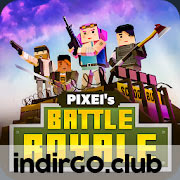 pixels unknown battle ground apk