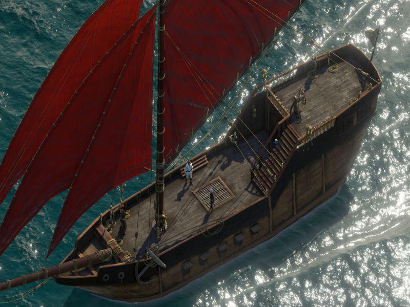 Pillars of Eternity II Deadfire PC Game Free Download