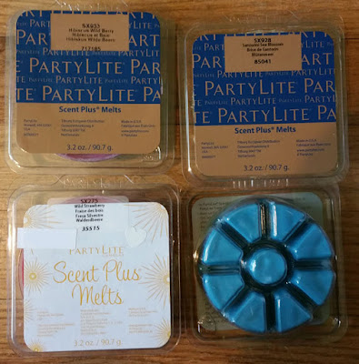 PartyLite Scent Plus Melts Review