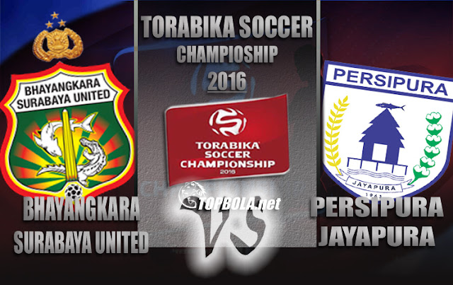Bhayangkara Surabaya United vs Persipura