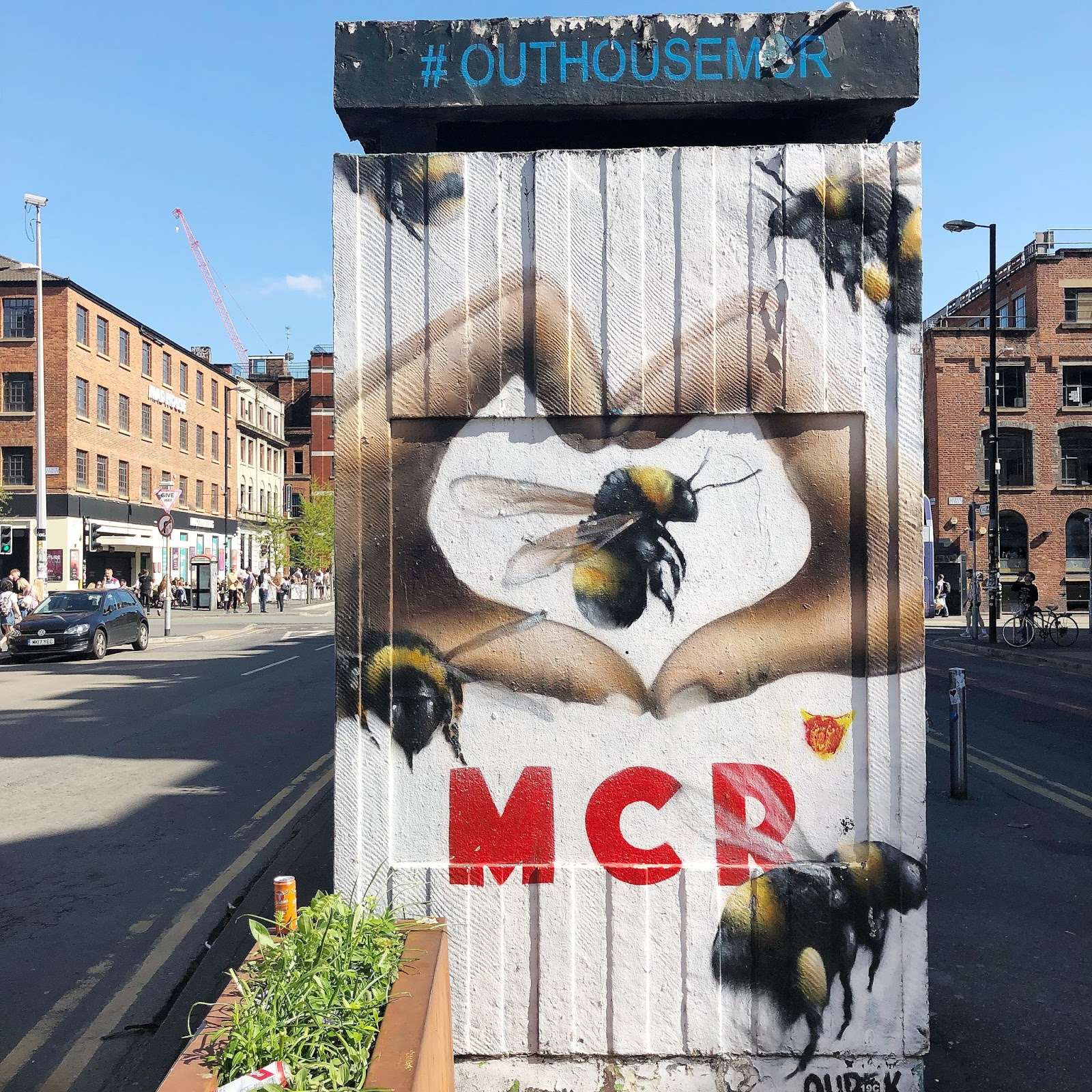 My May Days - Manchester