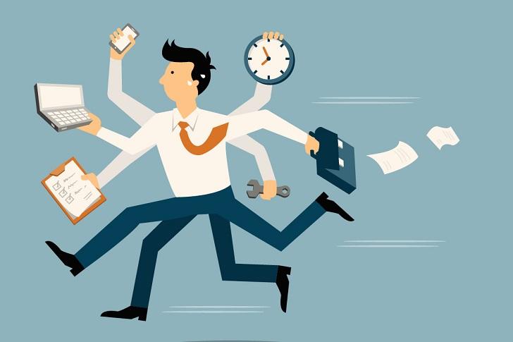 Video games improve multitasking abilities