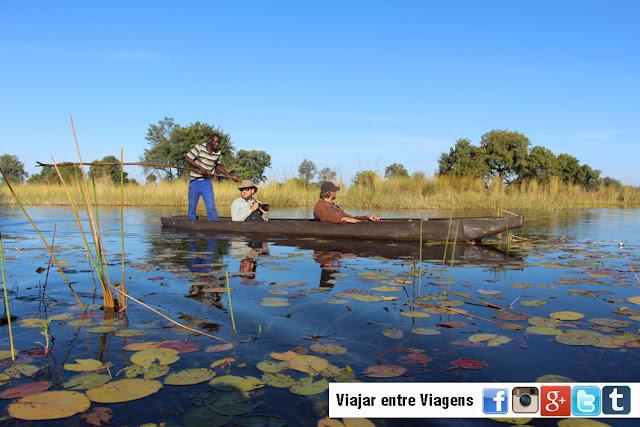 Visitar o DELTA DE OKAVANGO e explorar os seus canais | Botswana