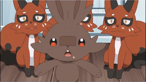 Pokemon Viajes capitulo 4 latino: ¡Enfrentando a Scorbunny!