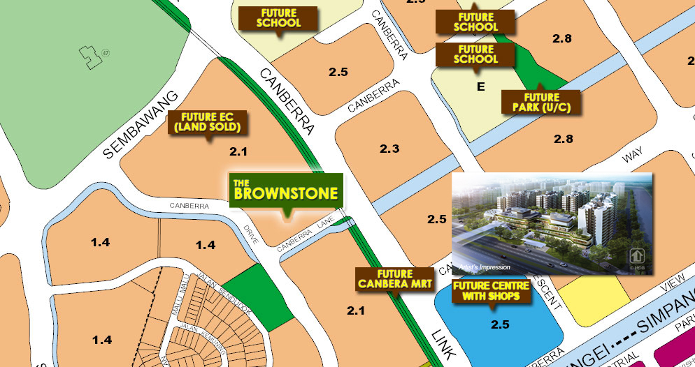 The Brownstone Master Plan